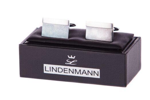 Lindenmann Ezüst-Apró mintás Mandzsettagomb