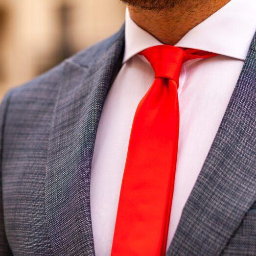 Piros Nyakkendő